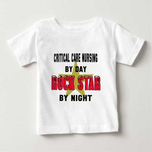 Critical care nursing by Day rockstar by night Shirt T-Shirt, Hoodie, Sweatshirt