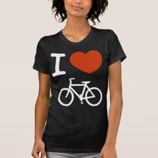 critical mass i love bikes t-shirt