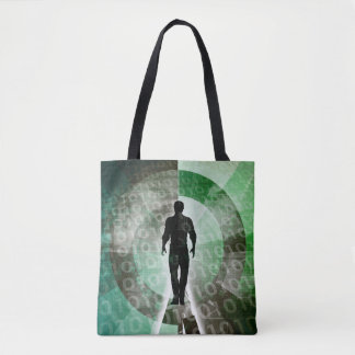 Critical Technology Skills and Important Industry Tote Bag