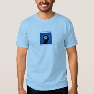 Critical Thinker T Shirt