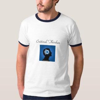 Critical Thinker Top T Shirt