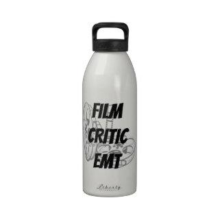 Crítico de cine EMT Botellas De Beber