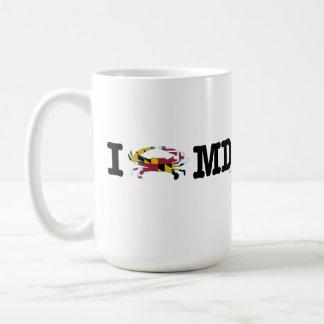 Critico despiadadamente la taza de Maryland