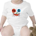 Critique despiadadamente el 1r cumpleaños traje de bebé
