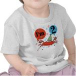 Critique despiadadamente el 2do cumpleaños camisetas