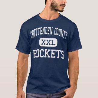 Crittenden County - Rockets - High - Marion T-Shirt