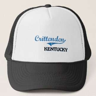Crittenden Kentucky City Classic Trucker Hat