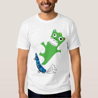 Critter Boarder T Shirt