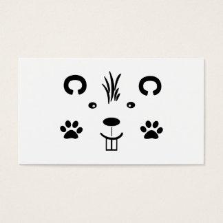 Critter Business Card
