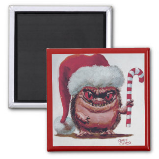 Critter Christmas Magnet