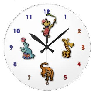 Critter Clock