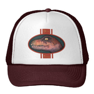 Critter cretáceo gorras de camionero