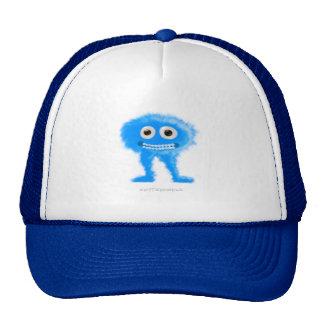 Critter Leggy azul Gorras De Camionero