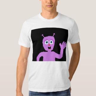 Critter lindo camisas