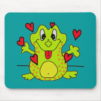 critter mouse pad
