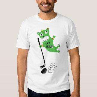 Critter plays Hockey T Shirt