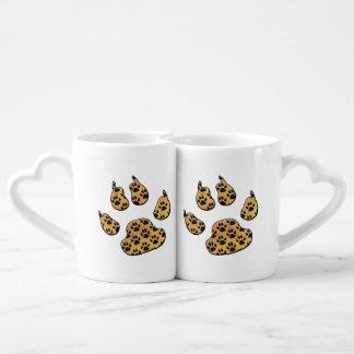 CRITTER TRACKS COFFEE MUG SET