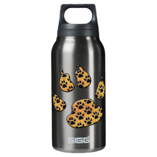 CRITTER TRACKS INSULATED WATER BOTTLE