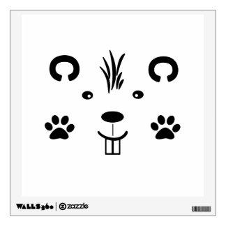 Critter Wall Sticker