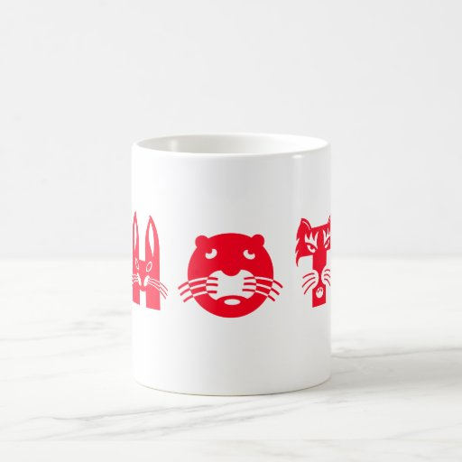 Critters CALIENTES Taza