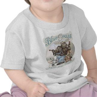 Critters del Bluegrass por los estudios de Mudge Camiseta