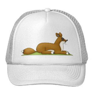Critters del bosque · Fox Gorras