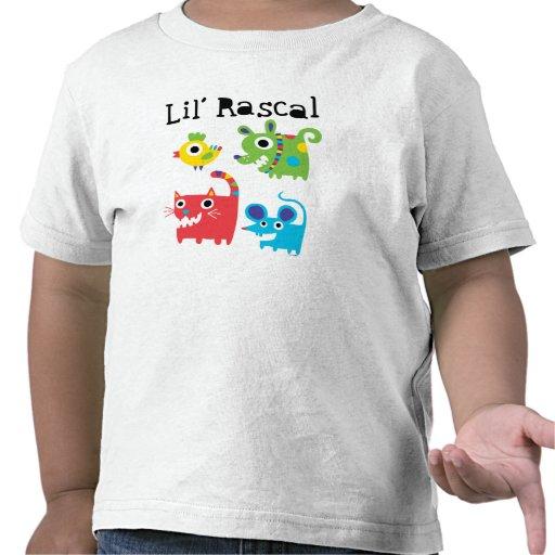 Critters del bribón de Lil Camiseta