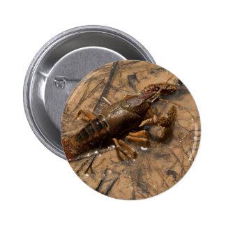 Critters enormes de Alabama Crawdaddy Pins