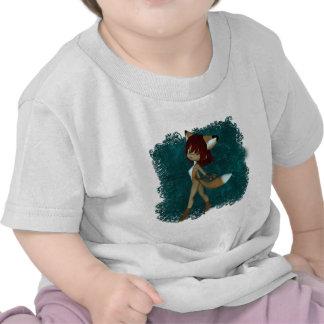 Critters lindos 06 camisetas