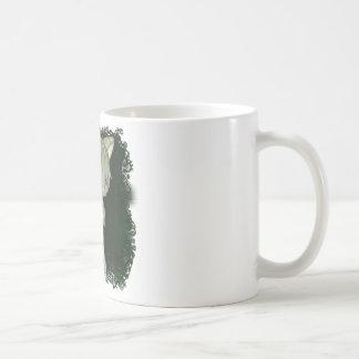 Critters lindos 07 taza básica blanca