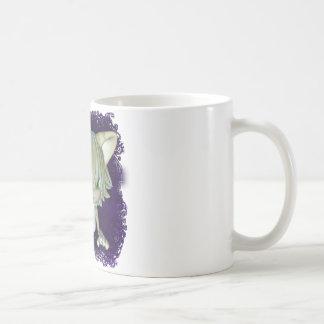 Critters lindos 08 taza básica blanca