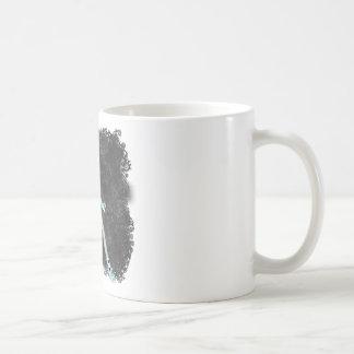 Critters lindos 12 taza básica blanca