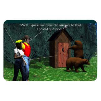 Critters - los osos, dependencia, hacen *** de los imanes de vinilo