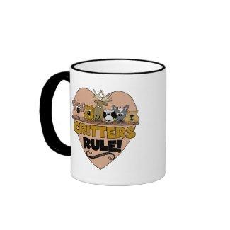 Critters Rule mug