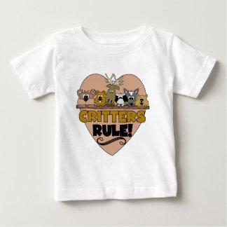 Critters Rule T-shirt