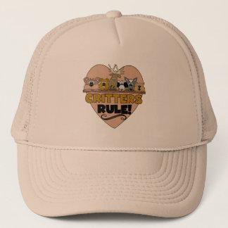Critters Rule Trucker Hat