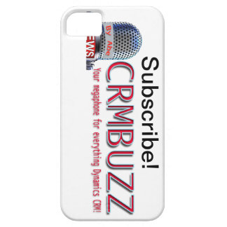 CRMBuzz Subscribe iPhone 5S case iPhone 5 Covers