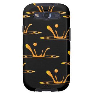 CRNA del teléfono de la cubierta del caso de los d Galaxy SIII Coberturas