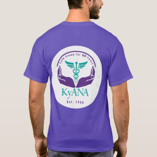 CRNA Rural America LOGO T-Shirt