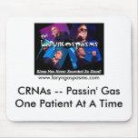 CRNAs -- Passin GasOne P… Tapete De Ratones