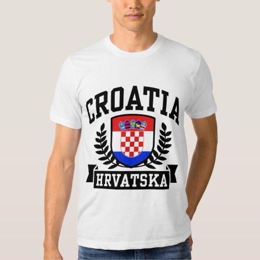 Croacia Camisas