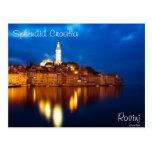 Croacia espléndido, Rovinj Postal