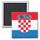 Croacia Imán De Nevera