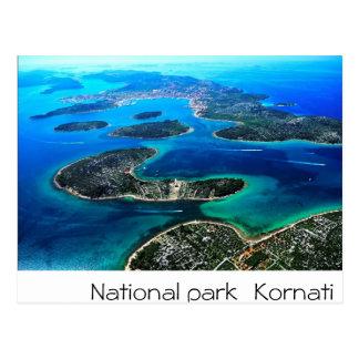 Croacia - mar adriático postales