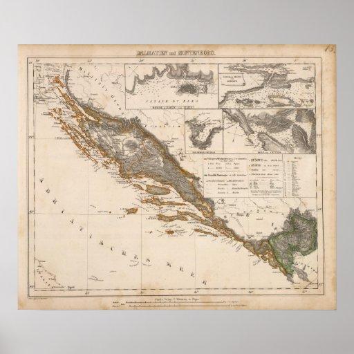 Croacia Póster
