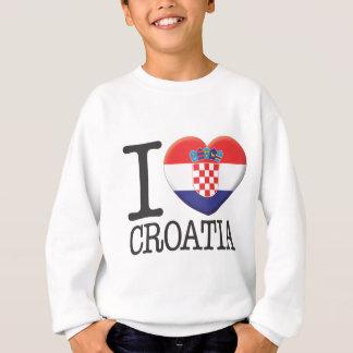 Croacia Sudadera
