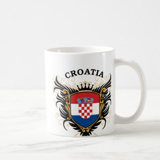 Croacia Taza
