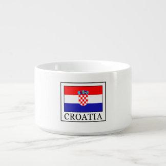 Croacia Tazón