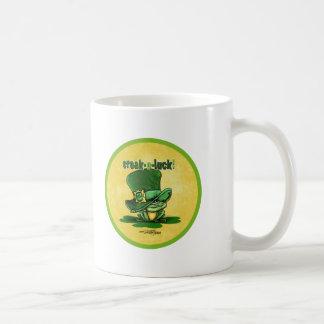 Croak-o-luck Irish Coffee Mug