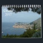 "Croatia 2017 calendar<br><div class=""desc"">Croatia 2017 Calendar with landscapes and cityscapes.</div>"